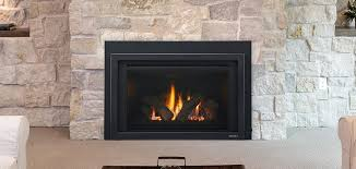 heat glo provident series gas fireplace insert