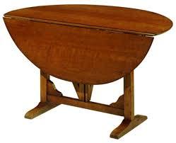round drop leaf table plans