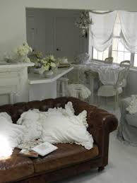shabby chic living room furniture. i could do this type shabbychic with my dark brown shabby chic living room furniture