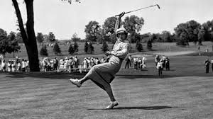The LPGA held its inaugural event 68 years ago today