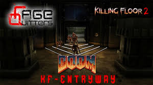 killing floor 2 doom 2 map kf entryway custom map by techuser