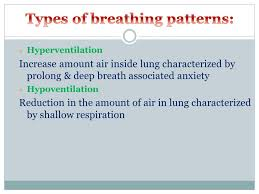 Types Of Breathing Patterns Respiration And Pulse Oximetry Ppt Download