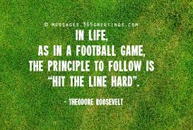 Best And Famous Football Quotes And Sayings 40greetings Extraordinary Best Football Quotes