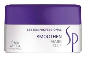 <b>Маска для</b> гладкости волос <b>SP</b> Smoothen <b>Mask</b> Wella купить на ...