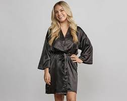 plus size robes plus size robe etsy