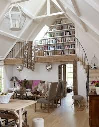 attic living room design youtube: living room with loft rustic and industrial make a happy marriage in designer jill sharp brinsons atlanta house she and her husband rob renovated the