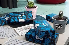 как выбрать тату иглы и наконечники Tattoo Mall