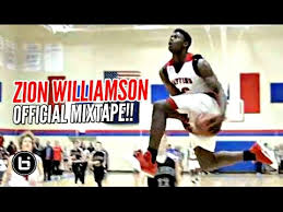 Zion Williamson is the Best Mixtape Player of our Generation!! The ...