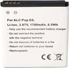 Battery suitable for Alcatel Pop D5 ...