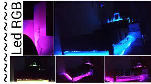 Hướng dẫn trang trí góc phòng ngủ bằng đèn Led RGB cực đẹp 😎 - Trang trí  gầm giường - Kiến thức gia đình, cẩm nang mẹo vặt gia đình