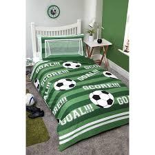 322911 boys football duvet set