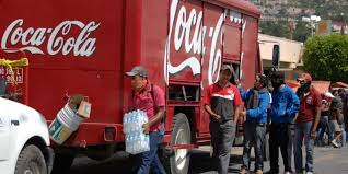 coca cola distribution coca cola femsa leaving altamirano guerrero mexico because of