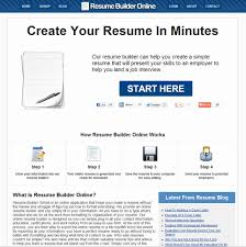 Free Resume Builder App Free Resume App Therpgmovie 10