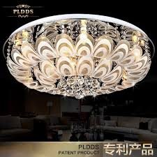 Neoclassical lighting Ceiling Led Crystal Light Minimalist Bedroom Lights Ceiling Lights Neoclassical Restaurant After Study Room Modern Lighting Fixtures Aliexpress Led Crystal Light Minimalist Bedroom Lights Ceiling Lights