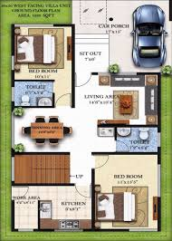 30 by 50 house plan lovely duplex plans south facing arresting x floor