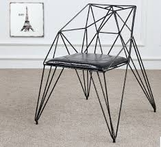 cheap loft furniture. eat chair diamond hollow out wire chairs loft design furniture wrought iron industry designer cheap i
