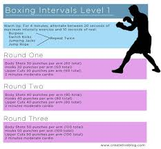 more boxing workouts for beginners