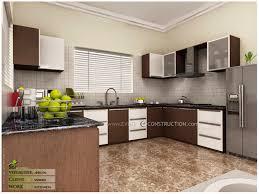 Small Picture Modern Kitchen Design Kerala In Interior E Inside Decorating