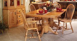 nice decoration amish dining room sets homely design hardwood dining room furniture