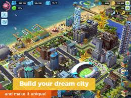 simcity buildit on the app