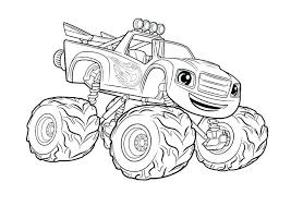 Batman Monster Truck Coloring Pages Batman Monster Truck Batman