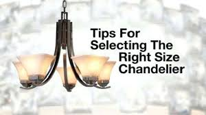 replace chandelier