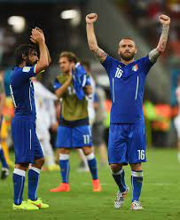 2014 FIFA World Cup: Italy downs ...