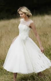 casual style country bridals dresses rustic wedding dress casual