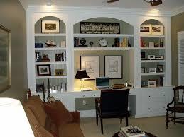 small home office desk built. Plain Ideas Built In Home Office Designs Desk Small E