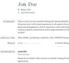 Real Free Resume Builder New Pics Of Free Resume Builder Download