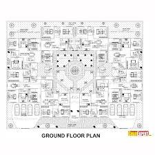 144 Square Feet Apartment Plan For 144 Feet By 114 Feet Plot Plot Size 1824
