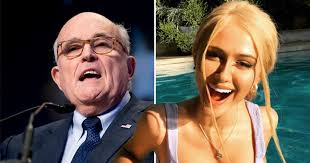Giuliani publicly supported hillary clinton's candidacy for president in 2016. Who Is Rudy Giuliani And Which Actress Plays Borat S Daughter Metro News