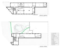 Nursery School Floor Plan Nursery School In Peanut Like Shape Plan