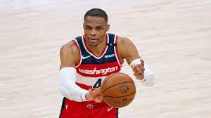 Russell Westbrook triple-doubles ...