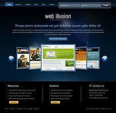 Website Design Templates Fascinating 28 Web Design Consulting Website Templates DreamTemplate