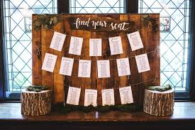 Make A Seating Chart How To Make A Wedding Seating Chart Weddingwire