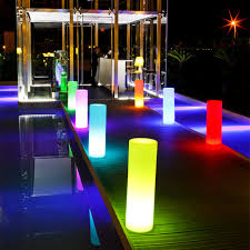 outdoor led lights really means so much light for so little power the flat bottom surfaces