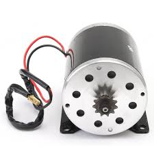 500w 24v dc electric brush zy1020 motor for scooter ebike go kart diy project