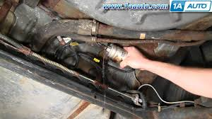 how to install replace fuel filter cavalier sunfire 95 05 1aauto 2005 Chevy Cavalier Fuel Tank how to install replace fuel filter cavalier sunfire 95 05 1aauto com youtube 2004 chevy cavalier fuel tank