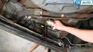 how to install replace fuel filter cavalier sunfire 95 05 1aauto com 2008 hhr fuel filter location how to install replace fuel filter cavalier sunfire 95 05 1aauto com youtube