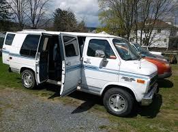 1995 Chevrolet G20 Van tradewinds 1995 Chevy G20 Extended Van ...