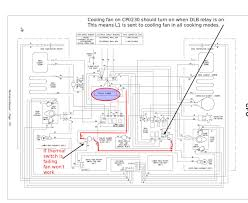 dacor oven wiring diagram decorating ideas dacor oven parts model cps130 sears partsdirect