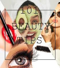101 beauty tips every woman needs to know