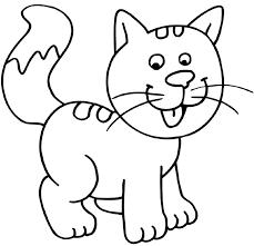 Afbeeldingsresultaat Voor Kleurplaat Huisdieren Thema Huisdieren