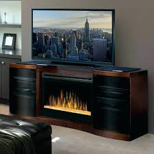 electric fireplace media stand glass fireplace stand glass ember fireplace stand walnut electric fireplace media console