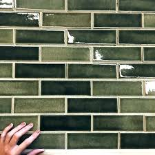 grout color for white subway tile qt