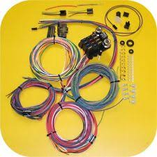 ford bronco ignition wires complete wiring harness imc scout ii toyota land cruiser fj40 ford bronco truck