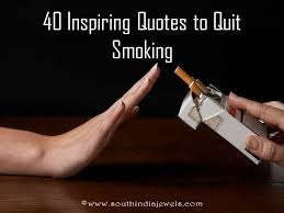 40 Inspiring Quotes To Quit Smoking Mesmerizing Quit Smoking Quotes