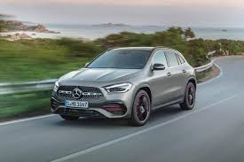 With a contemporary interior design the gla delivers an instrument panel, available in 3 variant sizes. 2021 Mercedes Benz Gla Class Suv Models Review Price Specs Trims New Interior Features Exterior Design And Specifications Carbuzz
