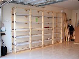 Garage Shelves DIY